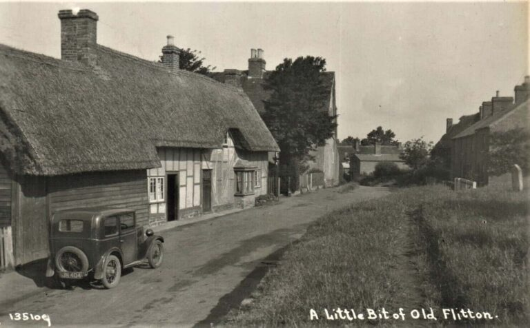 Flitton Bedfordshire Family History Guide