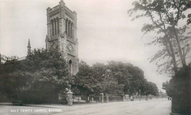 Bedford Holy Trinity, Bedfordshire Family History Guide