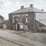 Cheshire DELAMERE The Abbey Arms Hotel