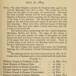 Ipplepen Marriages 1612 1615
