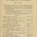 Trentishoe-Marriages-1697-1713