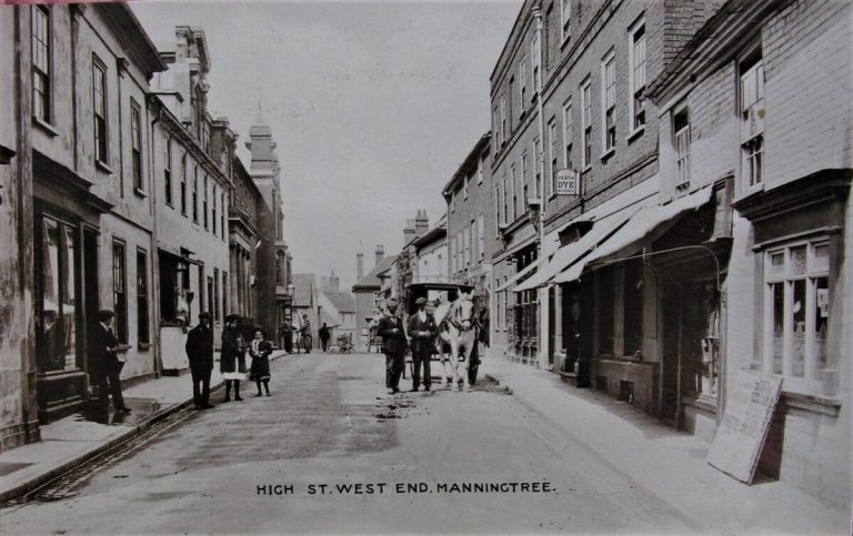 Manningtree Essex Family History Guide