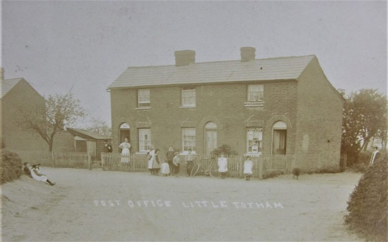 Little Totham Essex Family History Guide