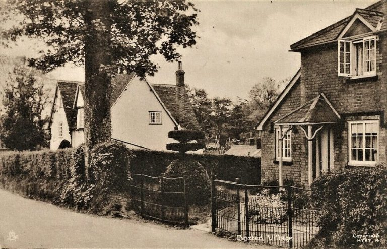 Boxted, Essex Family History Guide