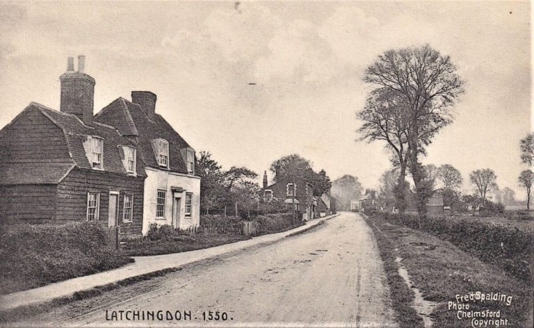 Latchingdon with Snoreham Essex Family History Guide