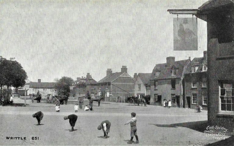 Writtle Essex Family History Guide