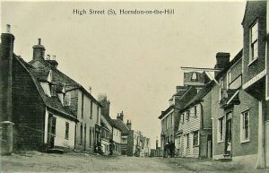 HIGH STREET (S), HORNDON-ON-THE-HILL, ESSEX