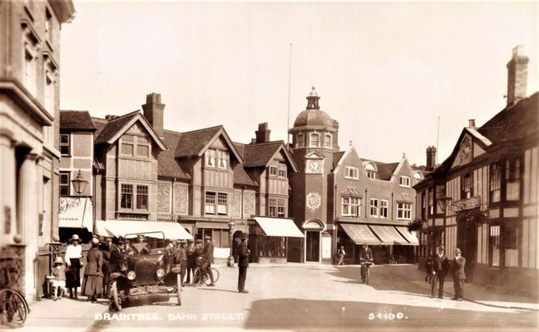 Braintree, Essex Family History Guide