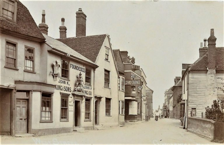 Coggeshall, Essex Family History Guide