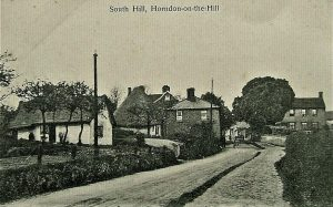 SOUTH HILL, HORNDON-ON-THE-HILL, ESSEX