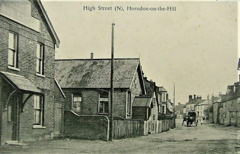 Horndon on the Hill Essex Family History Guide