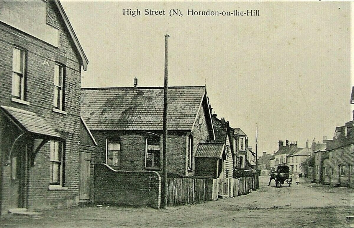 HIGH STREET (N), HORNDON-ON-THE-HILL, ESSEX
