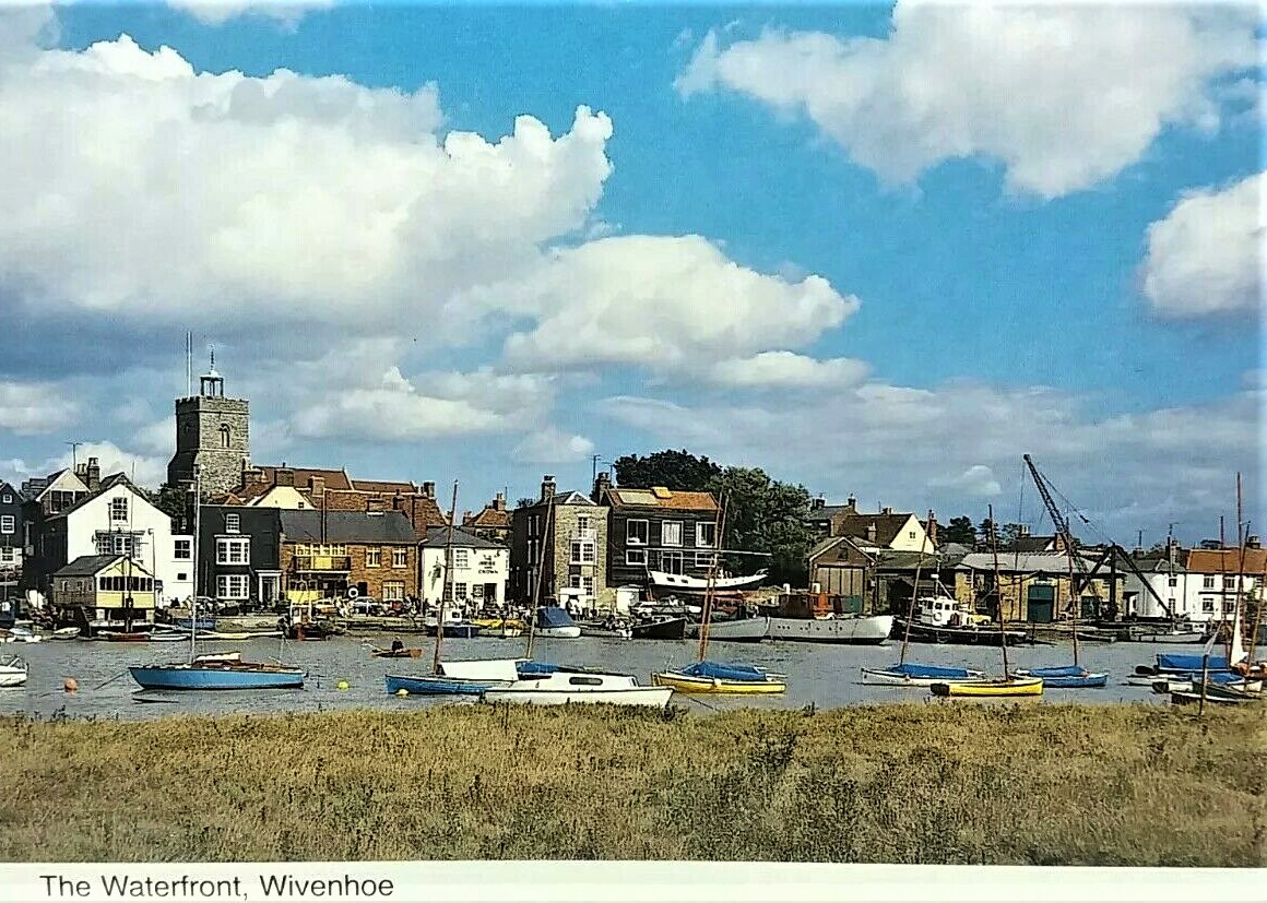 The Waterfront Wivenhoe Essex