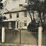 The Parsonage, High Easter, Essex. 1911.