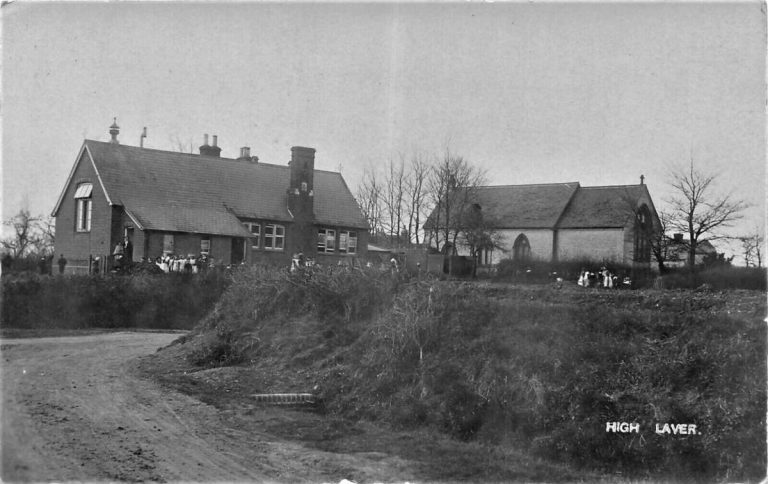 High Laver Essex Family History Guide