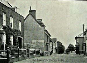 HIGH STREET, HORNDON-ON-THE-HILL, ESSEX
