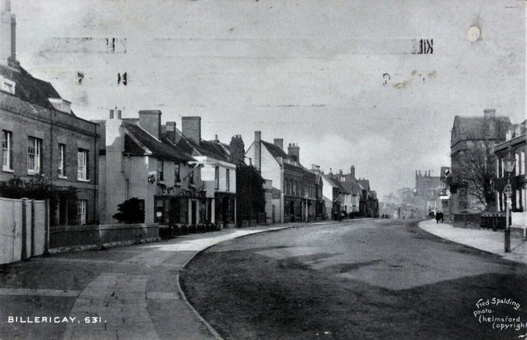 Billericay, Essex Family History Guide