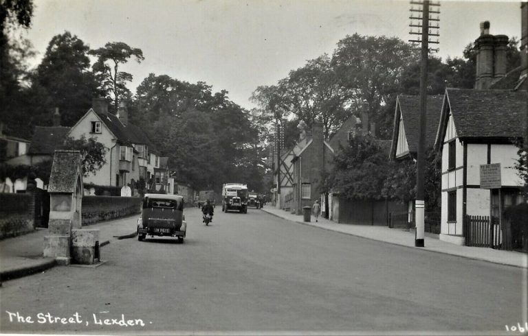 Lexden Essex Family History Guide