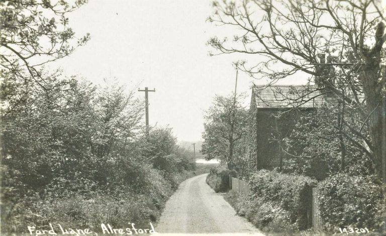 Alresford Essex Family History Guide