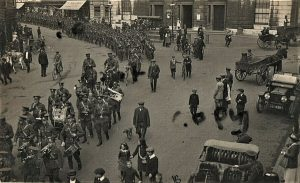WW1 5th Glosters Gloucestershire Regiment Chelmsford 1915