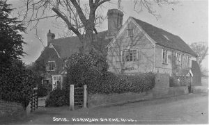 HORNDON ON THE HILL - PRIVATE RESIDENCE - CIRCA 1912