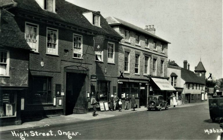 Chipping Ongar, Essex Family History Guide