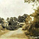 1912 Preston Wynne village nr Hereford Herefordshire