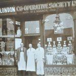 Co operative Society Shop Edgware LONDON 1920