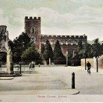 PARISH CHURCH ENFIELD 1909