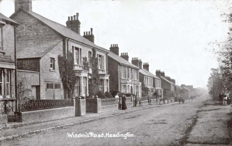 Headington Oxfordshire Family History Guide
