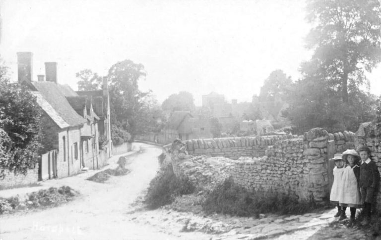 Horspath Oxfordshire Family History Guide