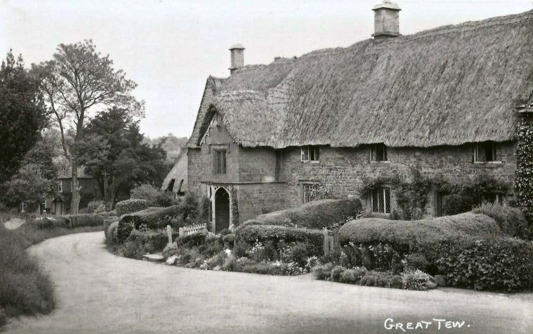 Great Tew, Oxfordshire Family History Guide