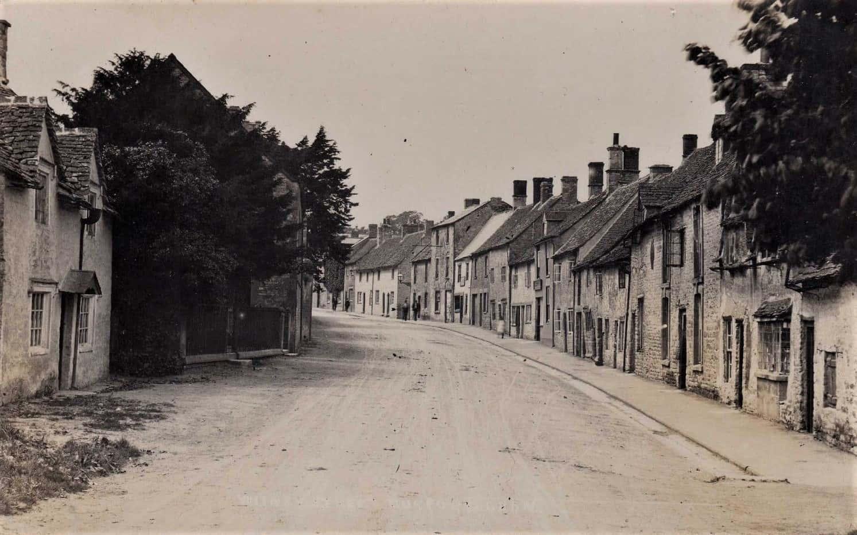 OXFORDSHIRE BURFORD WITNEY STREET
