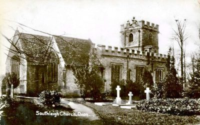 SOUTH LEIGH St. James The Great Church
