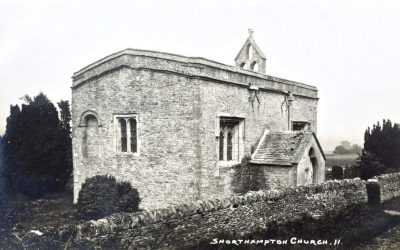 Shorthampton Church Oxfordshire