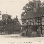 Shrewsbury Arms Albrighton