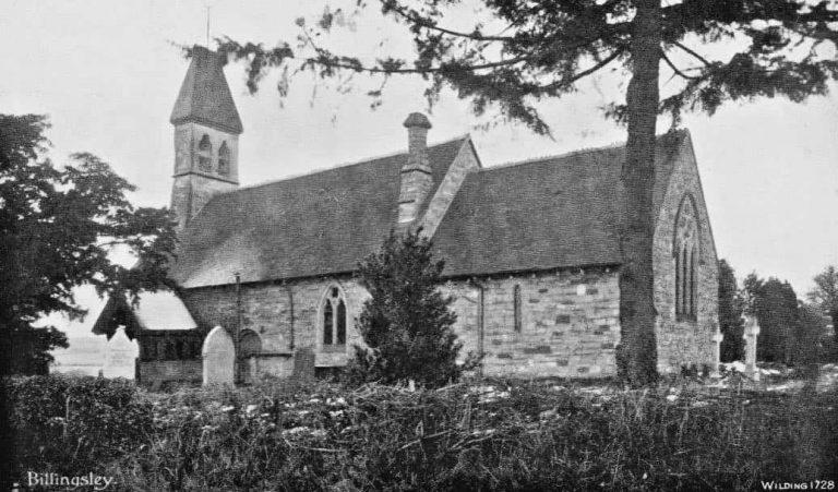 Billingsley, Shropshire Family History Guide