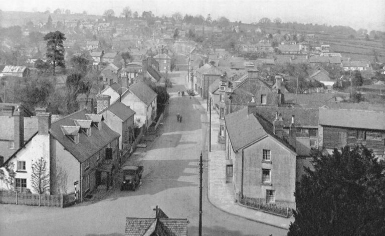 Bishops Castle Shropshire Family History Guide