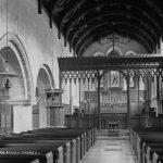 Clun parish church