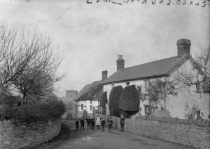 Clunbury old post office
