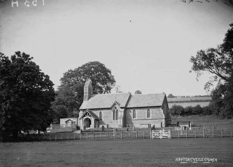 Hopton Castle, Shropshire Family History Guide