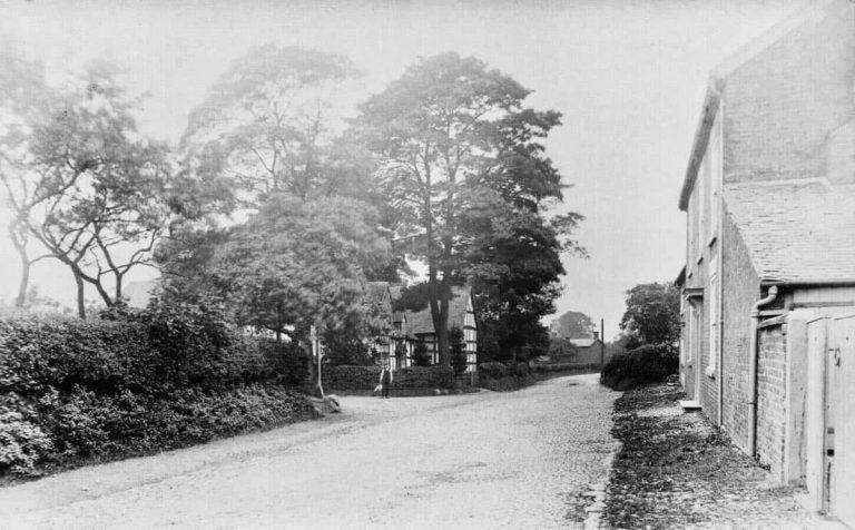 Ightfield, Shropshire Family History Guide