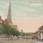 Market Place Cleobury Mortimer