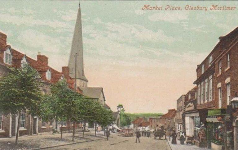 Cleobury Mortimer Shropshire Family History Guide