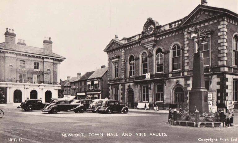 Newport Shropshire Family History Guide