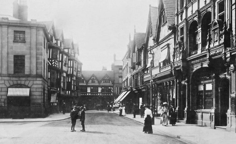 Shrewsbury, Shropshire Family History Guide