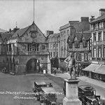 Shrewsbury Old Market Square