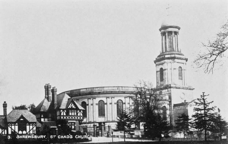 Shrewsbury St Chad, Shropshire Family History Guide