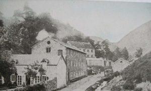 Shropshire Church Stretton Old Carding Mill