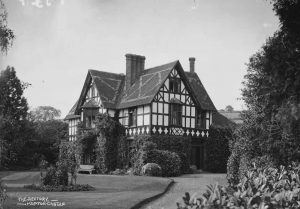 The Rectory Hopton Castle
